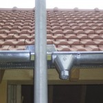 Dachentwässerung - Dachentwässerung in Zink