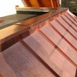 Stehfalzdach-Kupfer-Spenglerarbeiten Bachgau