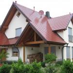 Neubau - Dacheindeckung