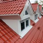 Dachsanierung Steildach - Einfamilienhaus 2014
